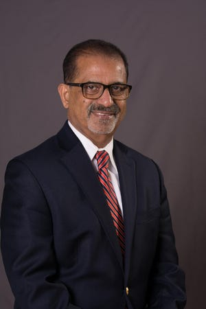 Jose Kottoor is the new CEO of Lake Huron Medical Center and will start his new role at the Port Huron hospital on Jan. 6.