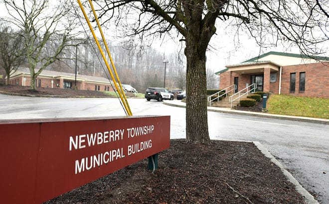 The Newberry Township Municipal complex Friday, Jan. 3, 2020. Bill Kalina photo