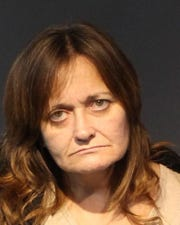 Karen Lalani Hoyopatubbi, 52, was arrested for allegedly striking and killing a man at the intersection of Moana Lane and South Virginia Street. She was booked on Friday, Jan. 3, 2020, into the Washoe County jail.