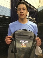 Airline's Brayden Thompson is a Times Athlete of the Week.