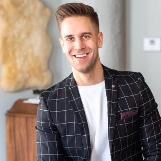 KELO-TV news anchor Brady Mallory