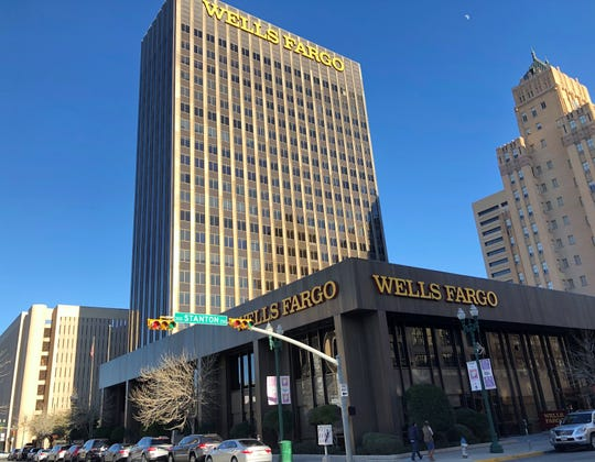 The 18-story Wells Fargo building is among several Downtown El Paso properties purchased by El Paso billionaire Paul Foster.