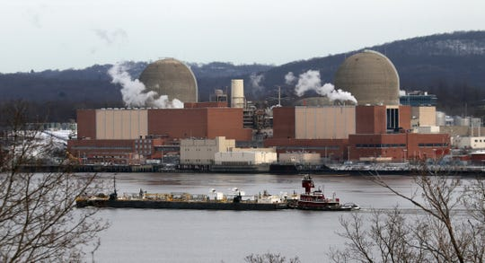 The Indian Point Energy Center nuclear power plant in Buchanan is pictured in this file photo.