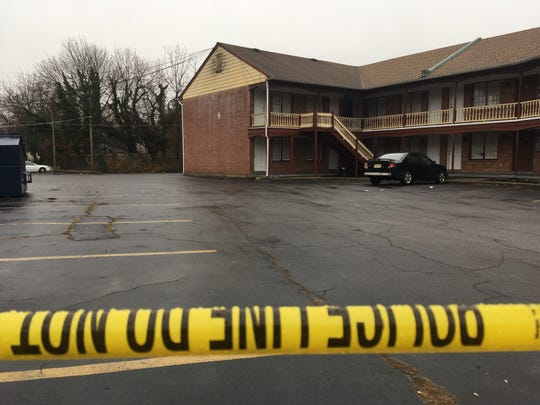 Three people were shot, two fatally, at this Salem, New Jersey, motor lodge Thursday.