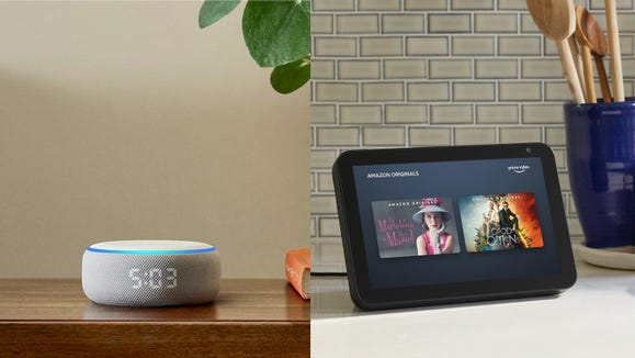 These Echos are just two of Amazon's thousands of deals.