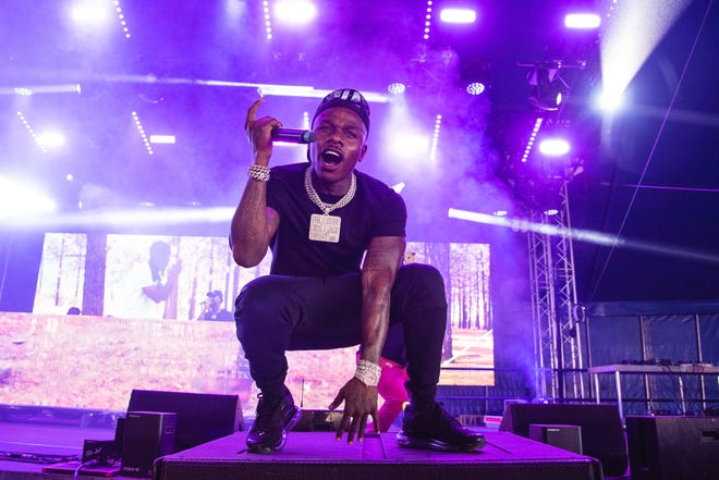 DaBaby arrested in Miami after officers discovered an outstanding warrant.