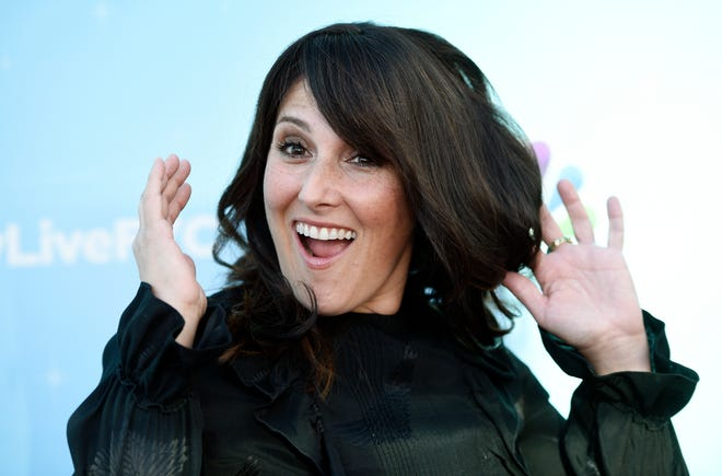 "Ricki Lake is opening up about embracing her hair loss after ""struggling with hair loss for most of my adult life."""