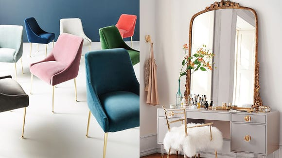 Save 25% on dreamy home items from Anthro.