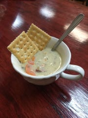 Kielbasa soup from Simply Soups & A Little More in Audubon