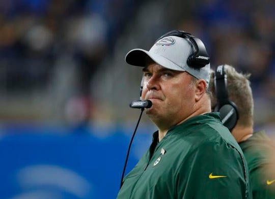 Mike McCarthy has interviewed with the Giants and Browns.
