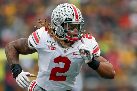 Record-setting defensive end Chase Young is leaving Ohio State early to enter the NFL draft, a widely expected move.