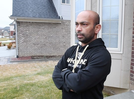 Neighbor Dev Ramannagari talks about the family on Sevilla Circle, where a toddler died and the mother was severely injured in Novi.