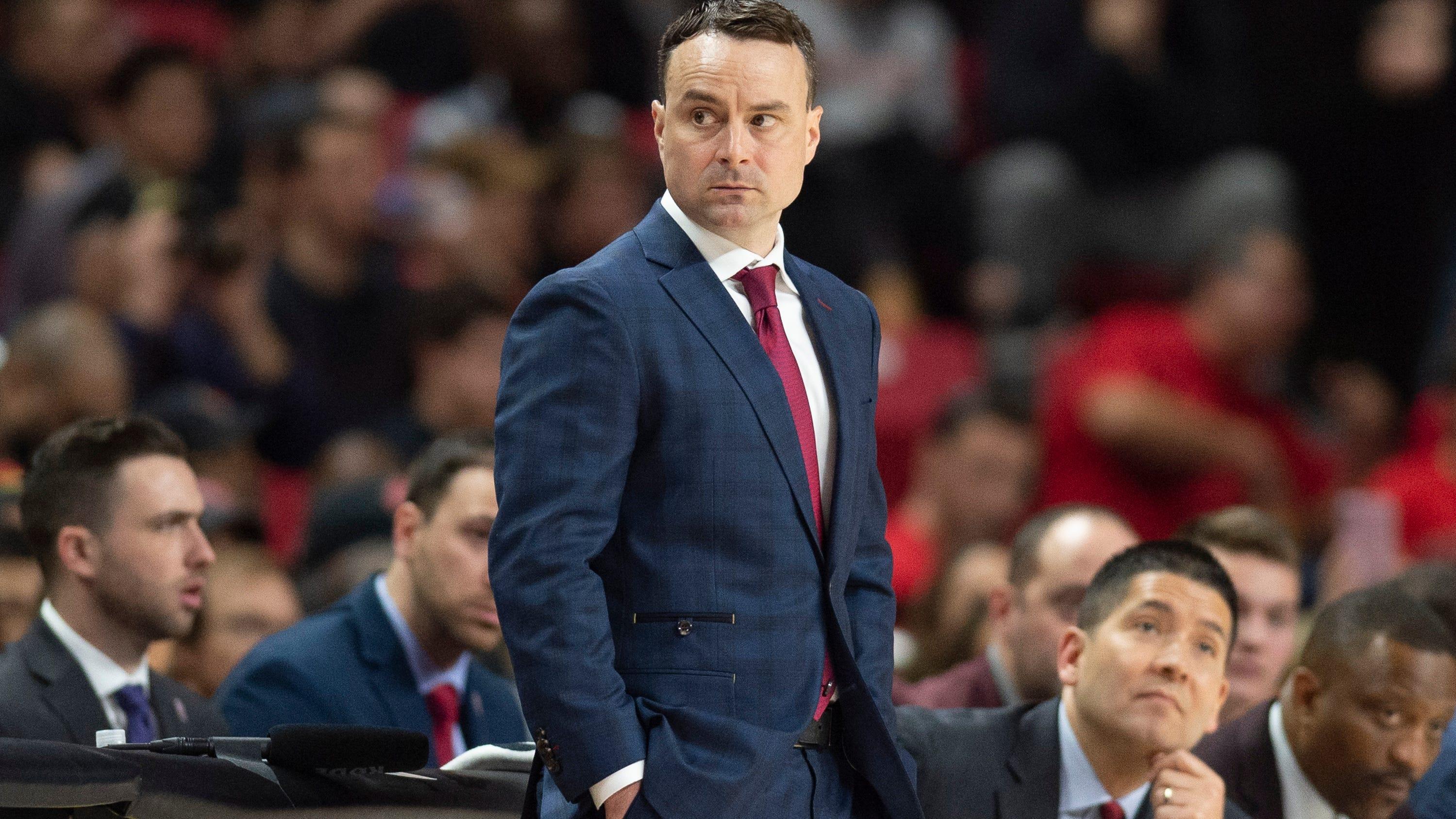 Indiana Basketball Tennessee Tech Coach John Pelphrey Tests Positive For Covid