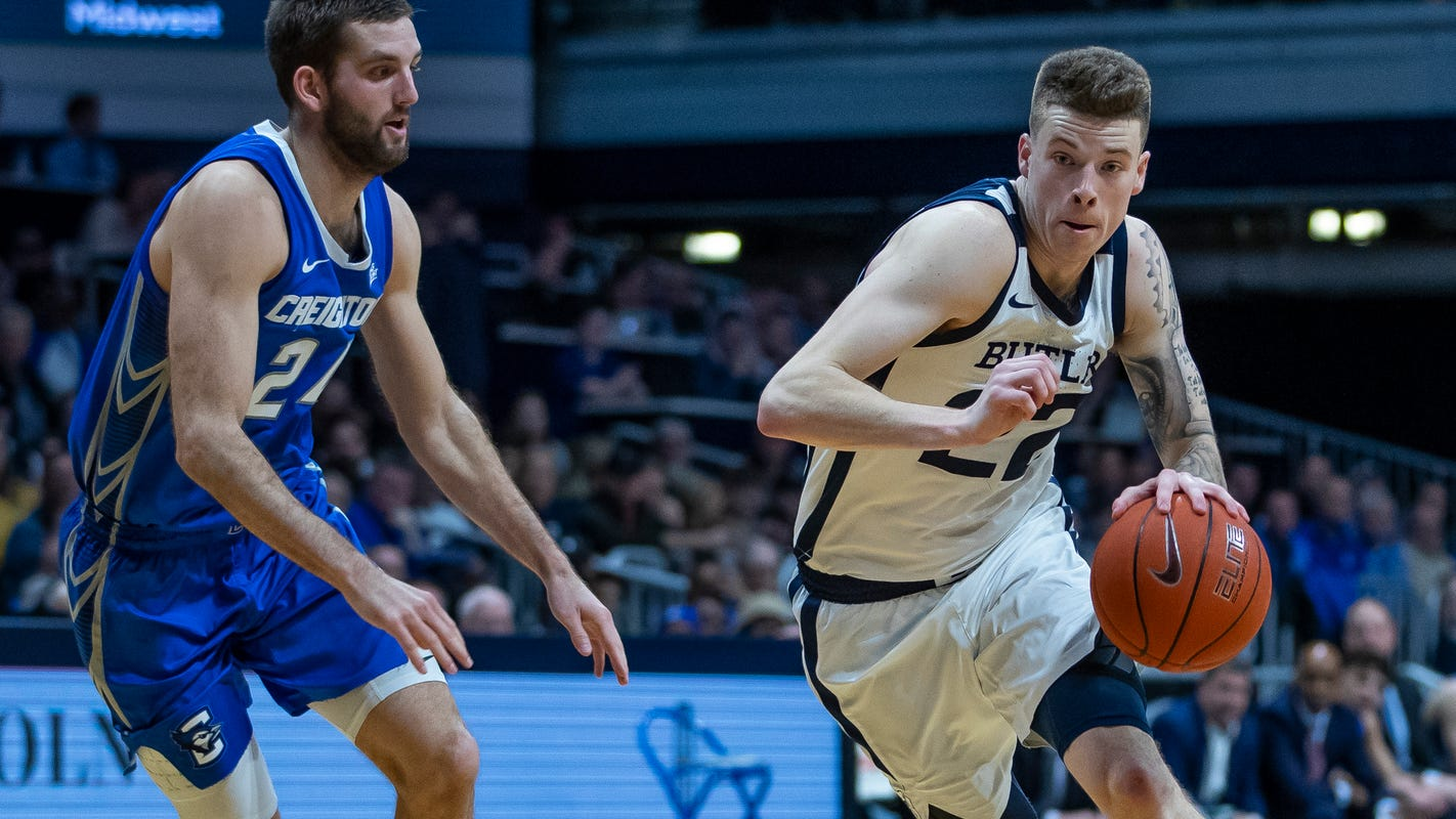 Butler Basketball Reaches New Heights Shoots To No 6 In