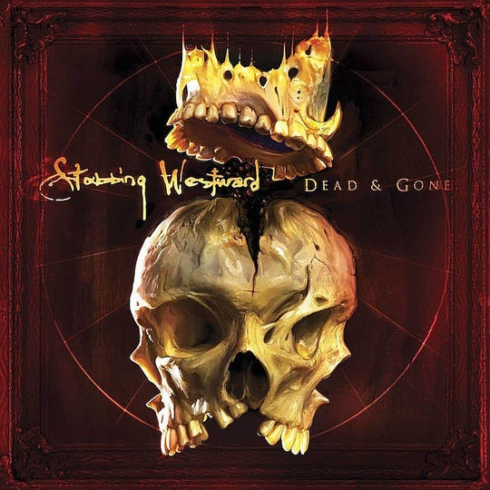 """Dead and Gone"" by Stabbing Westward"