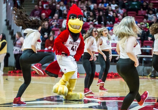 During Ball State men's basketball's 61-57 win Jan. 3, 2020 against Toledo at Worthen Arena, numerous fans cheered on the Cardinals. Whether or not fans will be able to do the same during the 2020-21 season has yet to be determined.