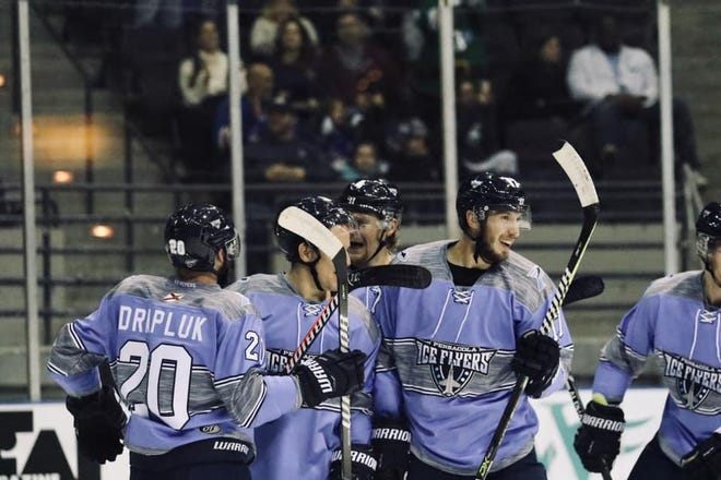 The Pensacola Ice Flyers host on annual Fan Appreciation night on Saturday.