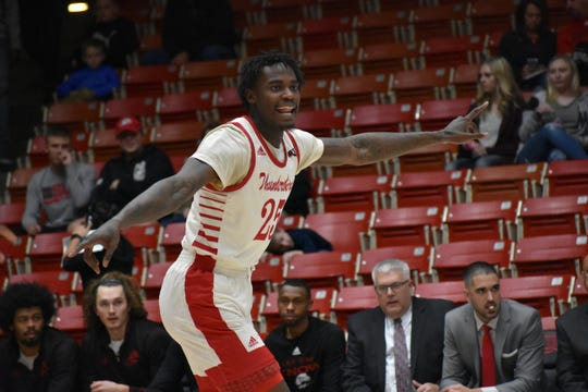 SUU senior forward Dwayne Morgan is the T-Birds' leader both on and off the court during one of the biggest years of his life.