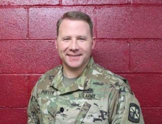 Lt. Col. Keith Pruett, Florida State University