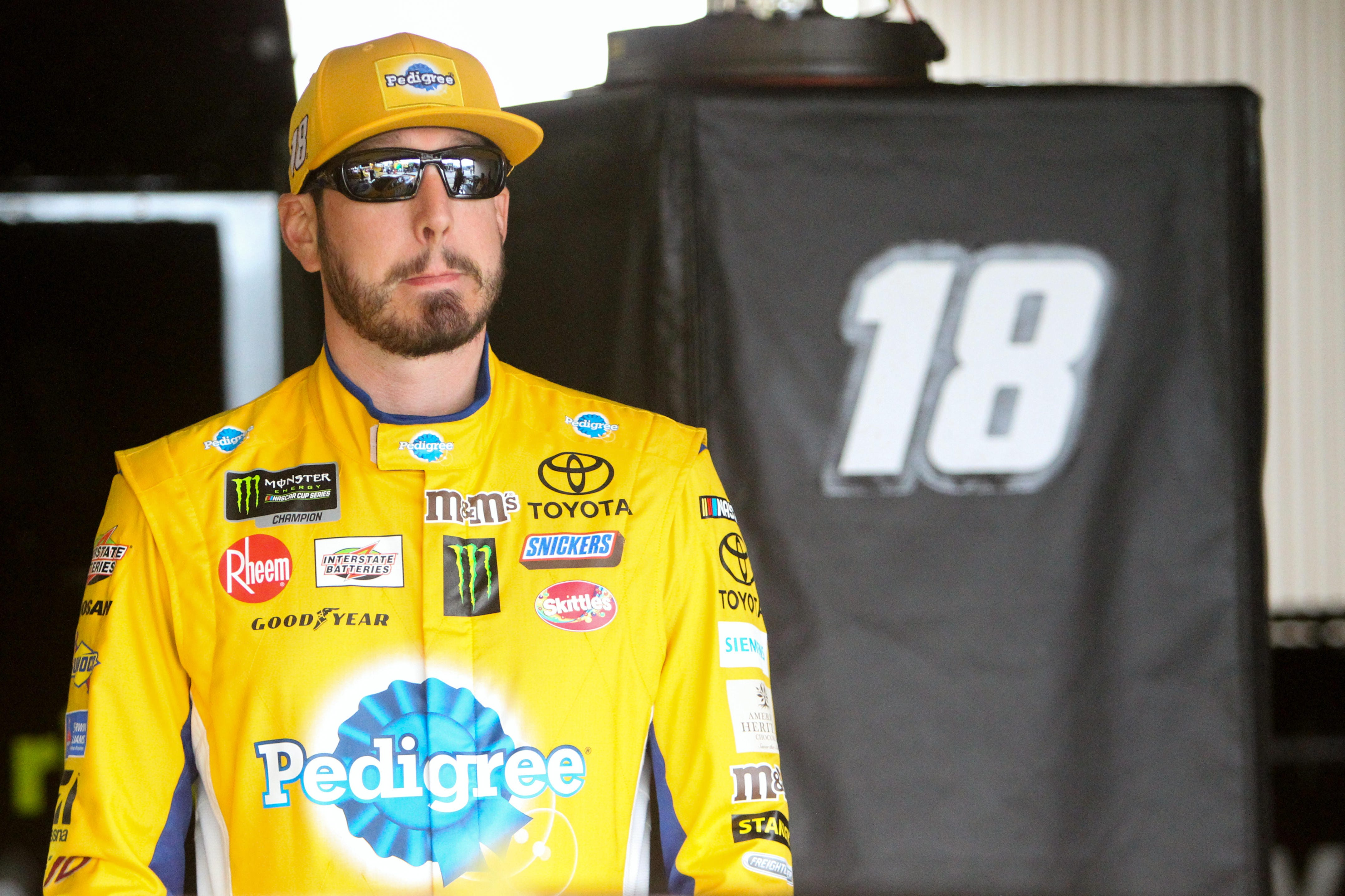 Ed Carpenter interested in having Kyle Busch race Indianapolis 500 for his team