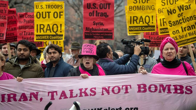 are we going to war with iran
