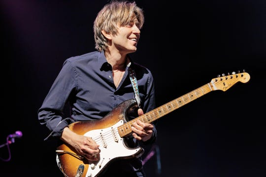 "The Grammy-winning ""Cliffs of Dover"" established Eric Johnson as a guitar hero."