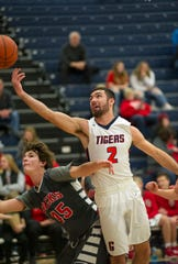 Galion's Isaiah Alsip was named second team in D-II.