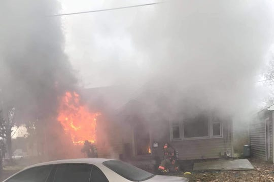 The Cincinnati Chiefs, a semi-professional team, is throwing a fundraiser Sunday to help a local family recover from a devasting house fire.