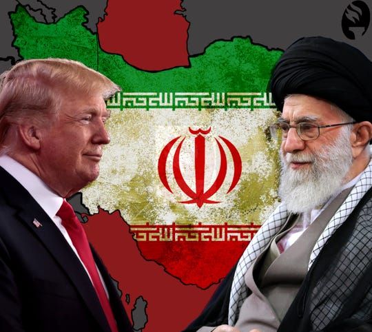 Tensions between U.S. President Donald Trump & Iranian Supreme Leader Ayatollah Ali Khamenei will decide the future of military action in the Middle East.