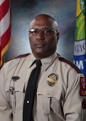 Madison Police Officer Jim Mack, Jr.