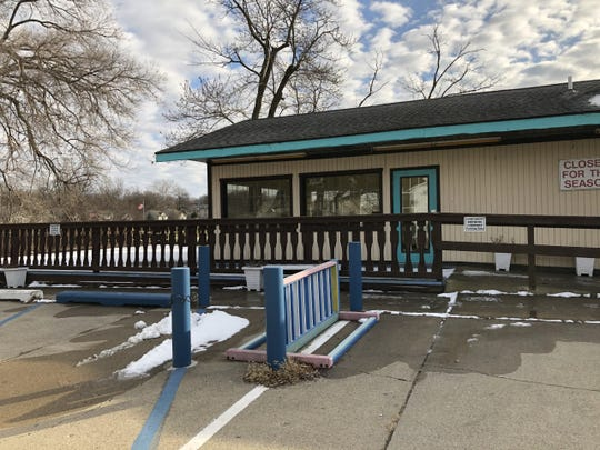 The now-closed Peppermint Twist Cafe/ Frosty Boy, an ice cream shop on the Grand River in Portland will become The Deck, an addition to ConfluxCity Brewing Company, located just across the street.