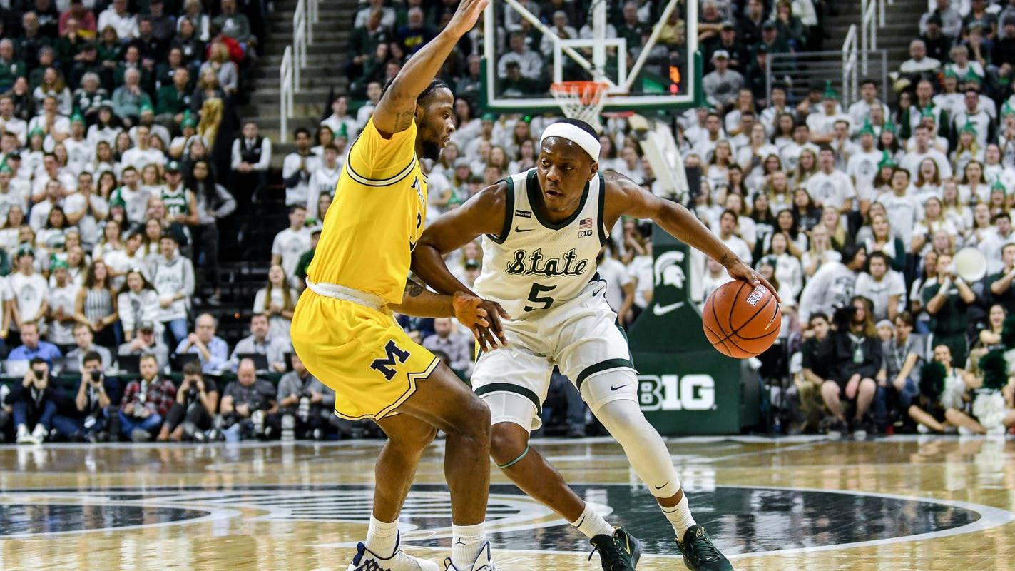 Michigan State Basketball Beats Michigan Couch S 3 Quick Takes