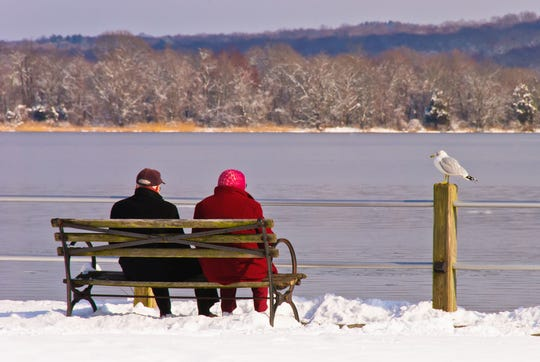 Awaiting spring's arrival in the golden years. (Mark Roger Bailey/Dreamstime/TNS)