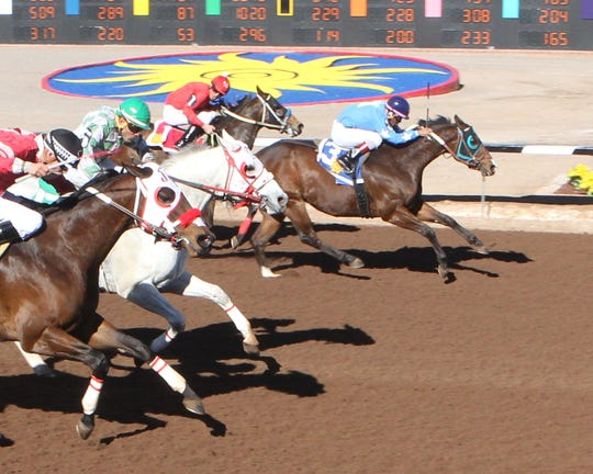 The 2019-20 racing season is in full swing at the Sunland Park Racetrack & Casino.
