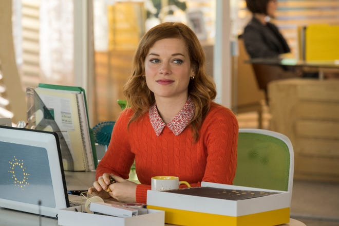 """Jane Levy (""""Suburgatory"""") plays the musically attuned protagonist of NBC's """"Zoey's Extraordinary Playlist."""""""