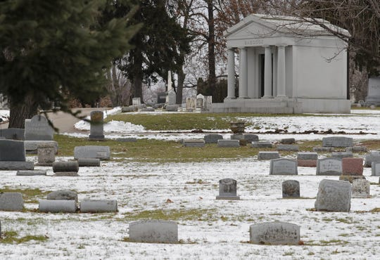 """The city of Neenah's website claims Oak Hill is """"the second oldest municipal cemetery in the United States."""""""