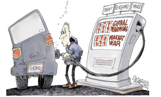 GasWarClimate