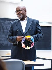 """""""I think it's long overdue, said Dwight Mullen, founder of the State of Black Asheville analysis project, of a charter school catered towards black and low-income students."""