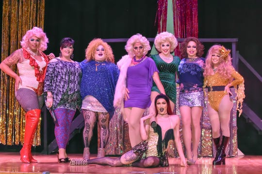 """The Jewish Community Center of Binghamton will host its thirdannual Drag Me to Brunch event, titled """"Bubbe's Boozey Brunch"""" Sunday."""