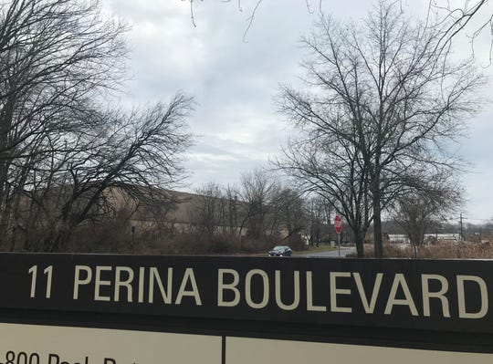 Two Philadelphia men are accused of following drivers from a pharmaceutical-delivery business at 11 Perina Boulevard in Cherry Hill, then robbing them at their destinations.