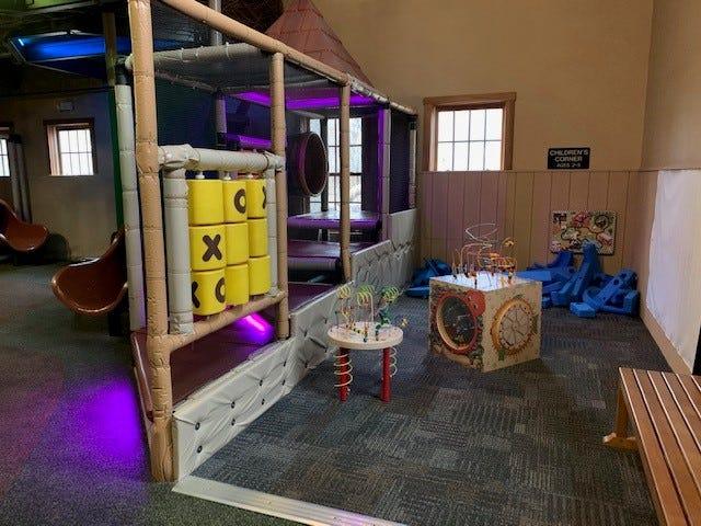Adventure Station Indoor Playground