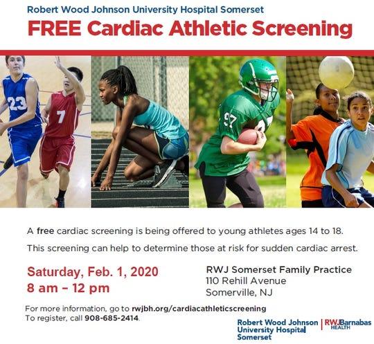 Free cardiac screenings