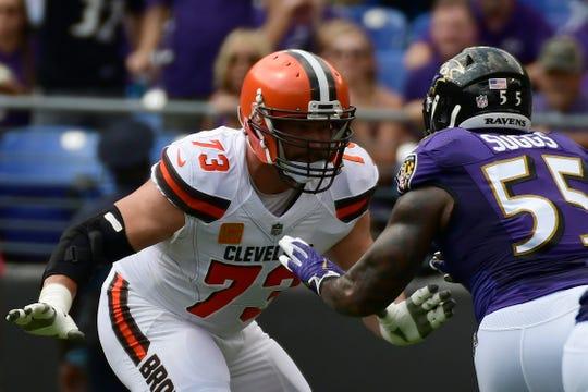 Cleveland chose Joe Thomas third in 2007.