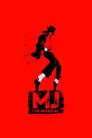 """Logo for the """"MJ"""" Michael Jackson musical"""
