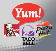Yum! Brands Inc., the owner of Taco Bell, Pizza Hut and KFC, is adding hamburgers to its lineup with a $375 million deal to buy Habit Restaurants Inc.