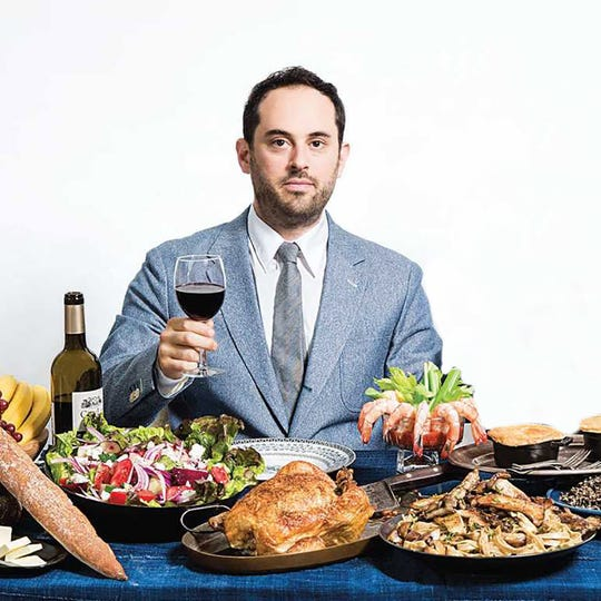 Chef Max Sussman is back living in Michigan, and will have a dinner series at Frame in Hazel Park this winter and spring.