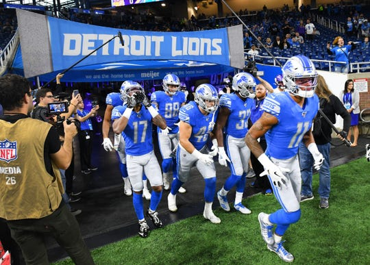 The Lions are considered Detroit's best hope for the next pro sports championship.