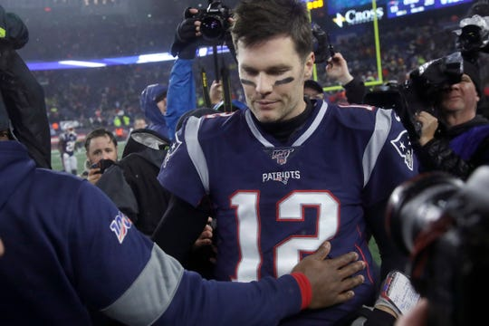 Quarterback Tom Brady says he doesn't intend to retire.