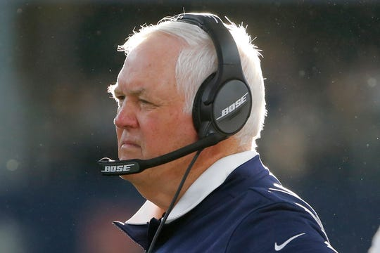 Veteran defensive coordinator Wade Phillips has been fired by the Los Angeles Rams after three winning seasons.