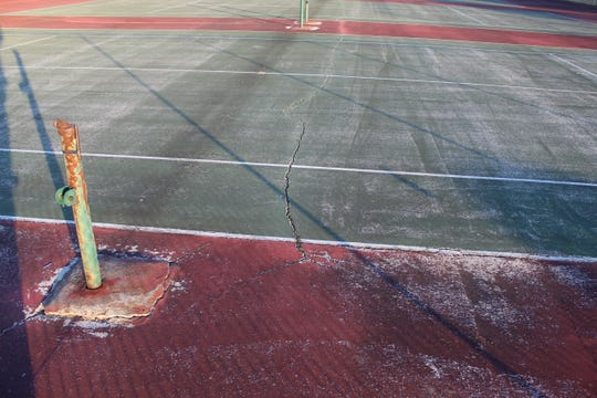 Fremont plans to resurface Rodger Young Park's tennis courts and add pickleball courts at the site this spring, according to Safety Service Director Kenneth Frost.